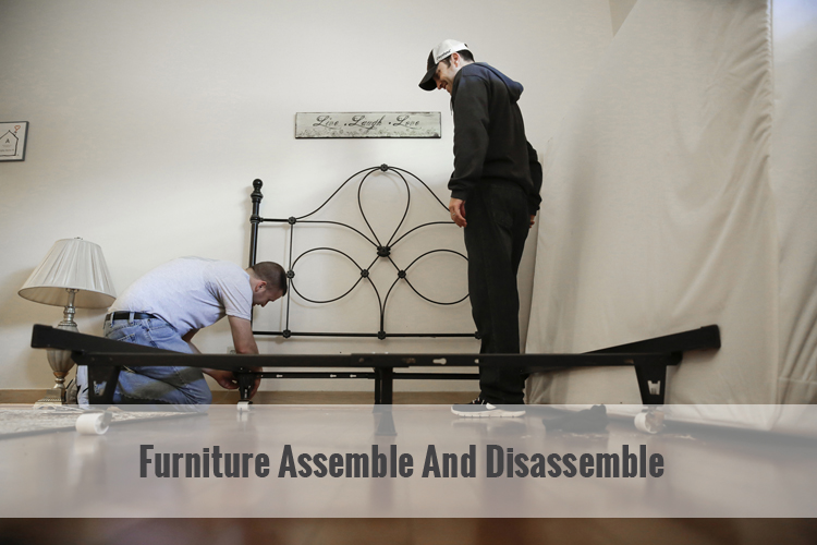 Furniture assemble and disassemble before after your for Furniture that can be disassembled