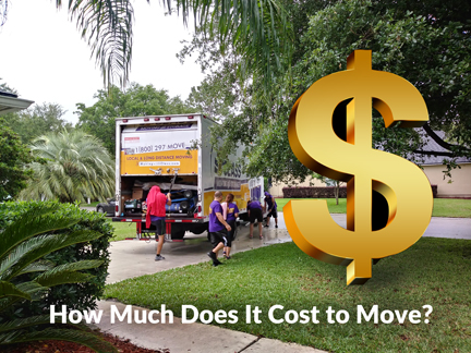 How-much-does-it-cost-to-move How Much Does It Cost to Move? Orlando | Central Florida